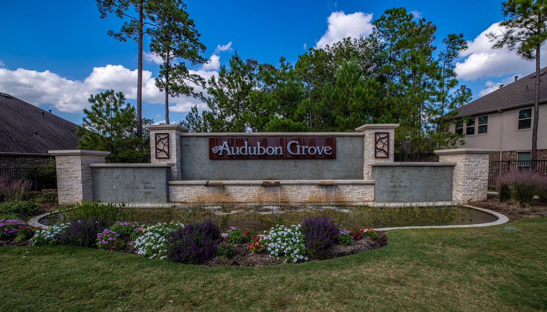 Audubon Grove - Costello Engineering Project for residential+development, drainage, surveying, construction+management+services,