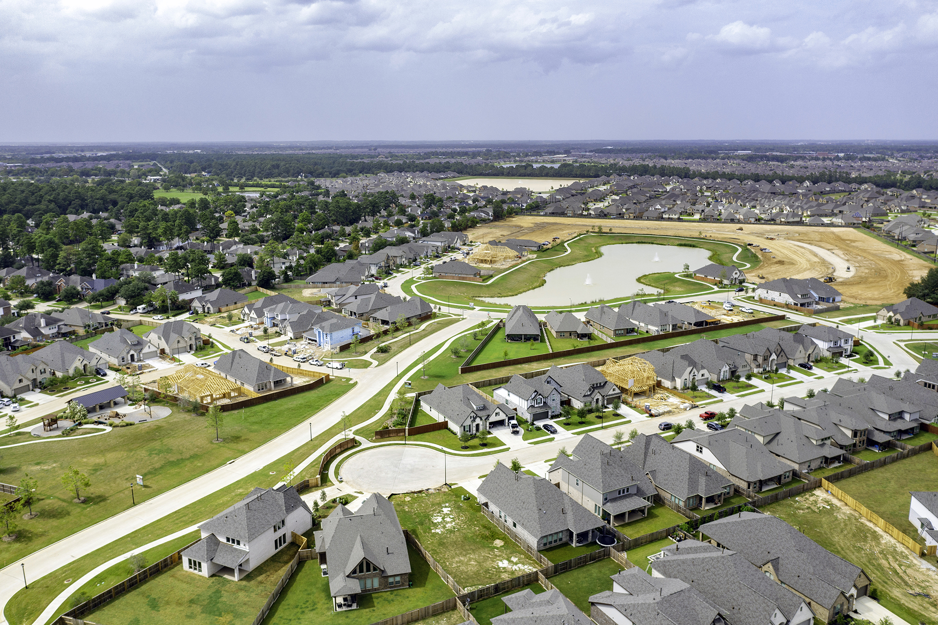 Copper Bend at Indian Trails-Harris County, Texas