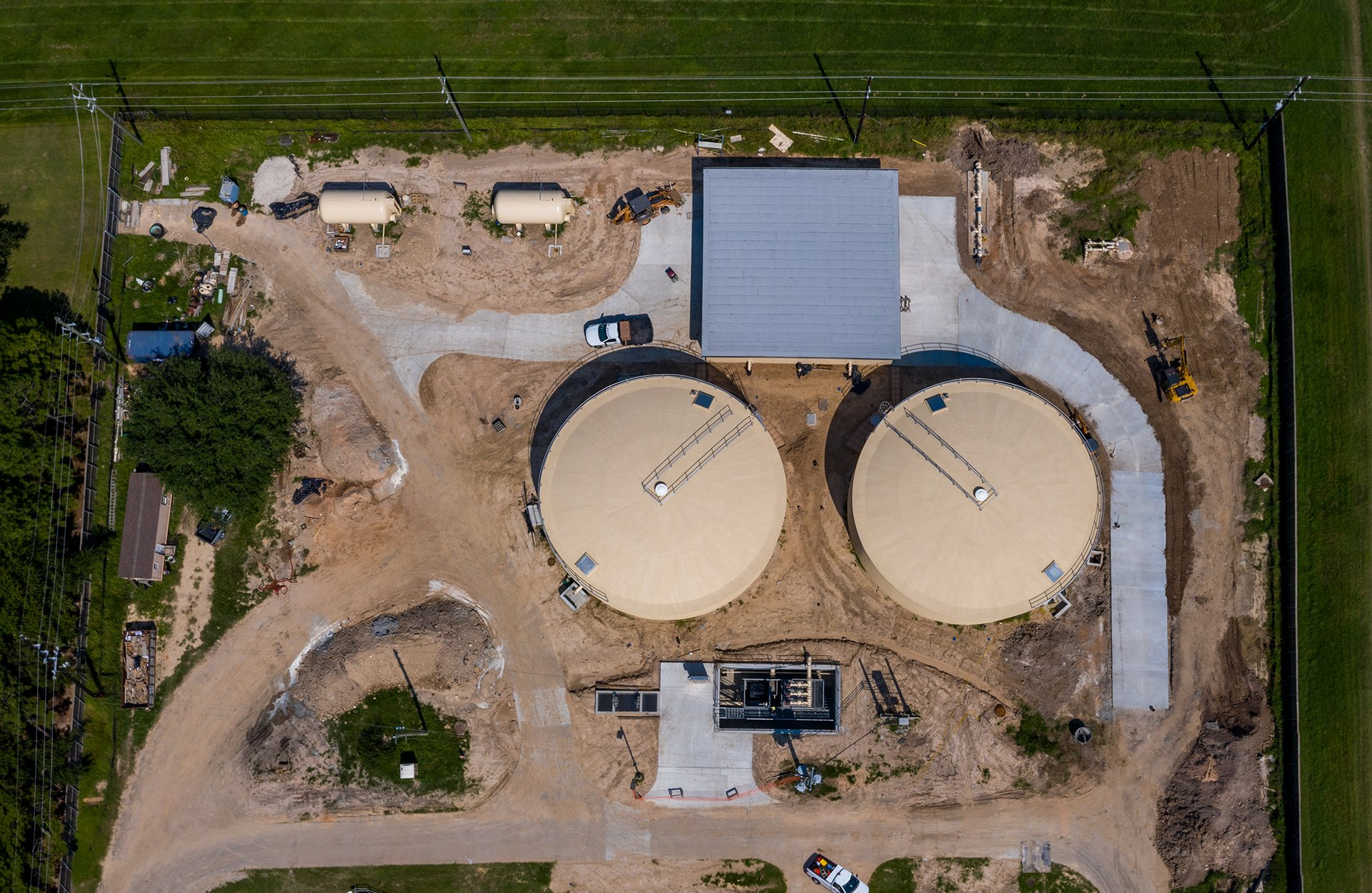 Grand Lakes Reclaimed Water - Costello Engineering Project for water, utility+engineering, construction+management+services,