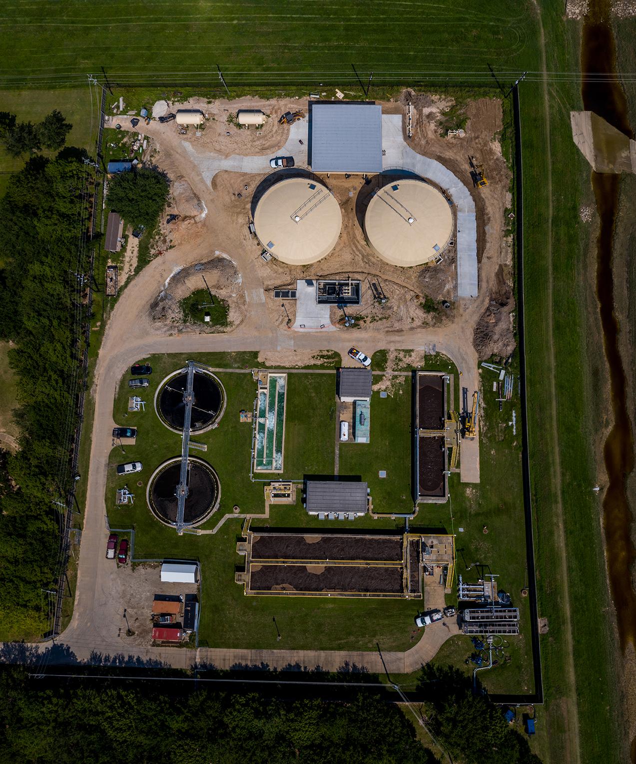 Grand Lakes Reclaimed Water-Katy, Texas