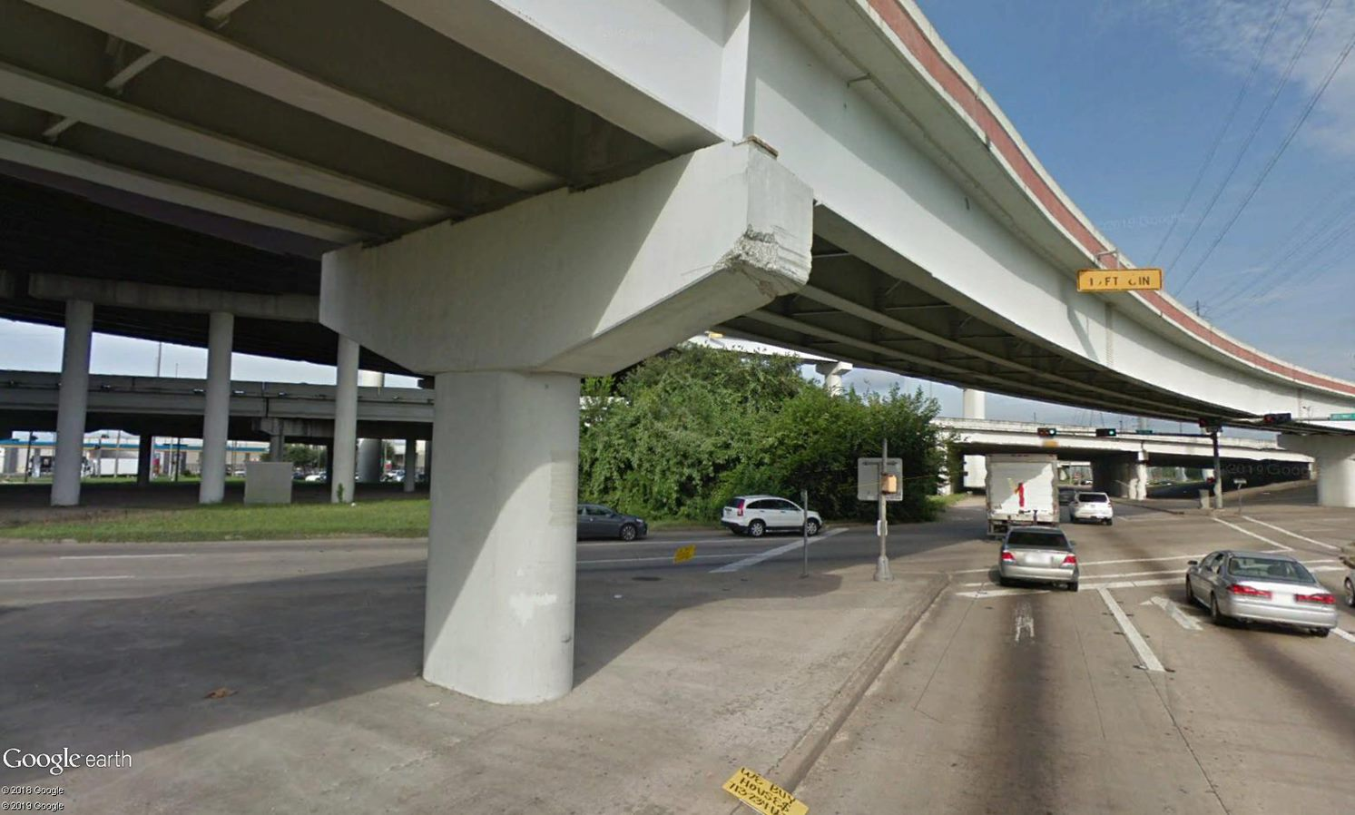 HCTRA Heavy Highway Maintenance - Costello Engineering Project for construction+management+services,
