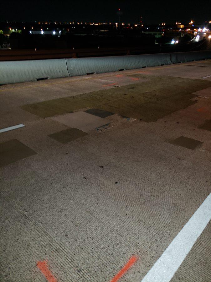HCTRA Heavy Highway Maintenance-Harris County, Texas