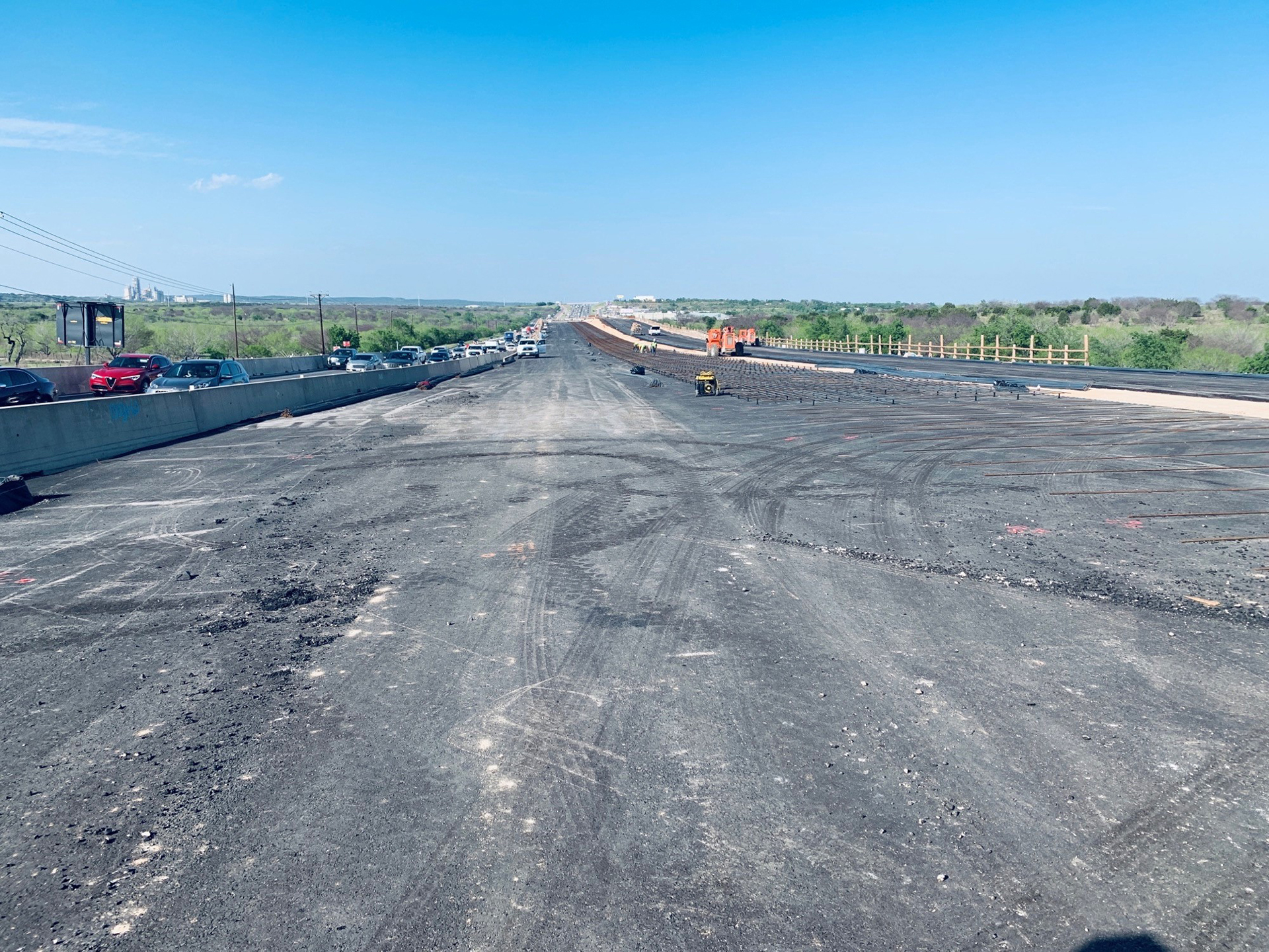 IH-35 Construction Management-San Antonio, Texas