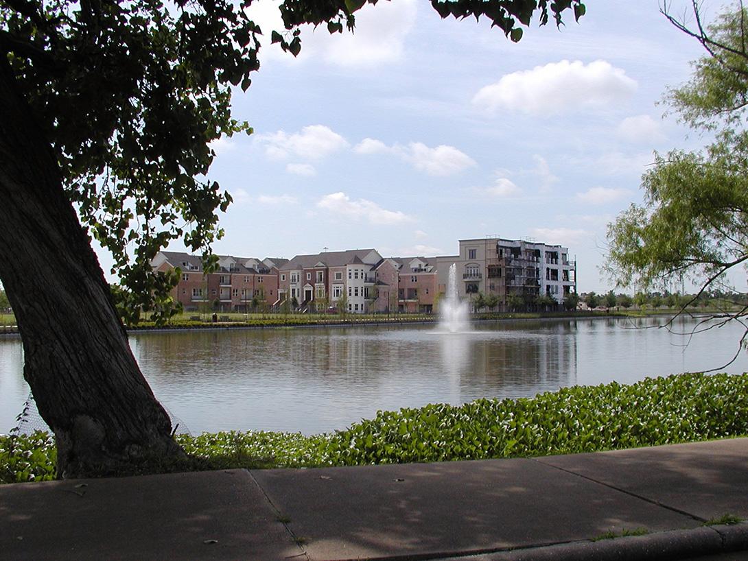 Lake Pointe Mixed-Use Community-Sugar Land, Texas