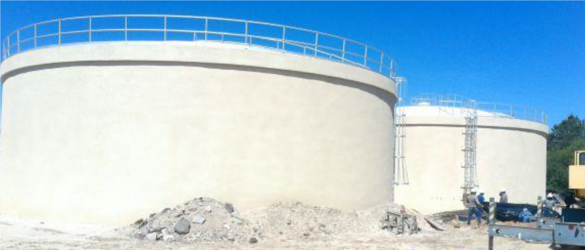 North Fort Bend Water Authority Booster Pump & Distribution System - Costello Engineering Project for water, construction+management+services,