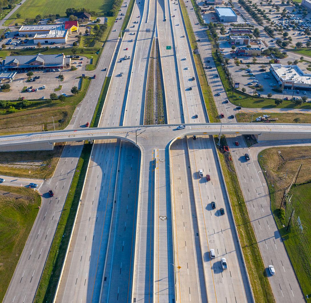 SH 288 Design-Build Toll Road-Brazoria County, Texas