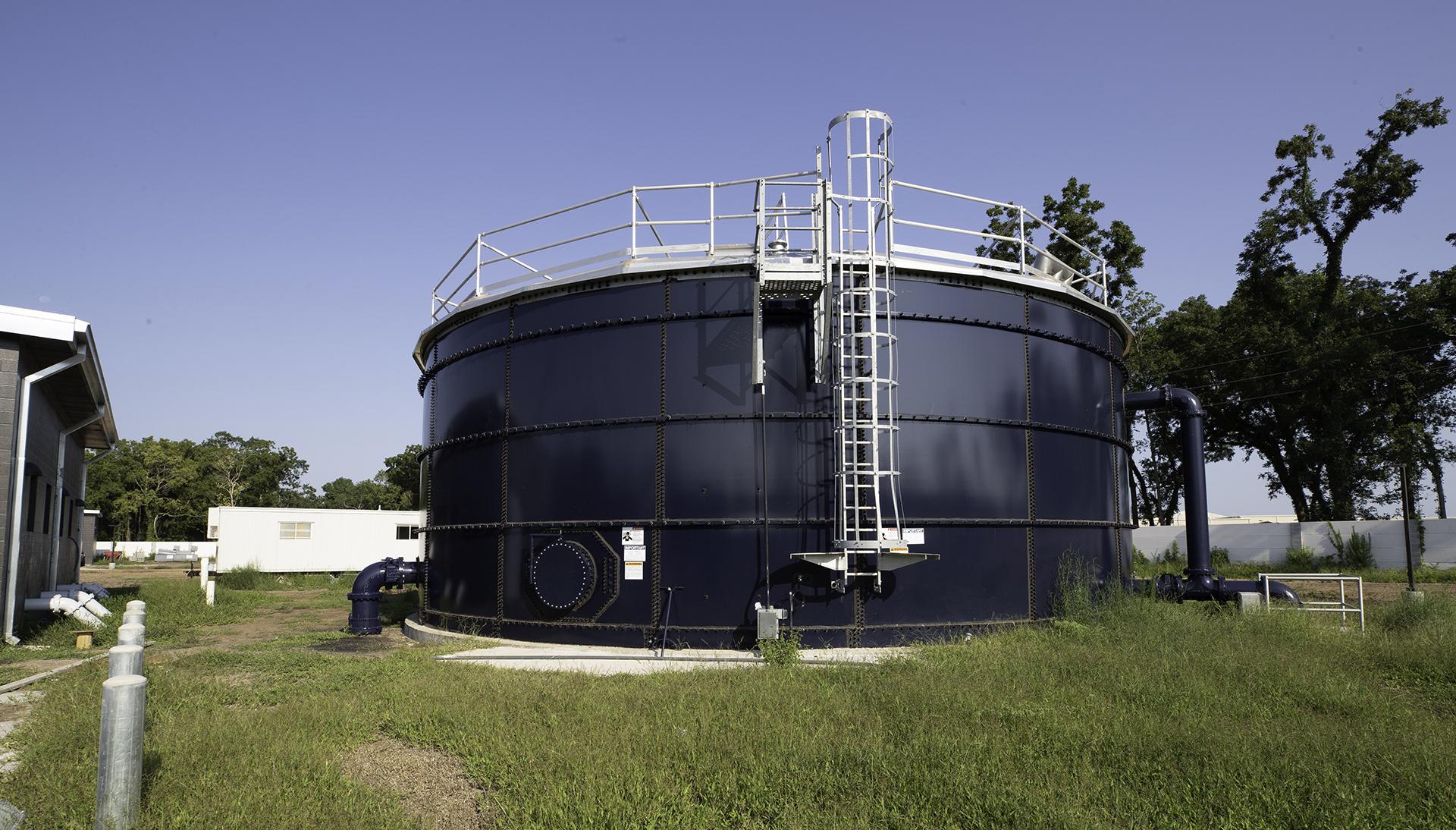 Sienna Plantation Wastewater System-Houston, Texas