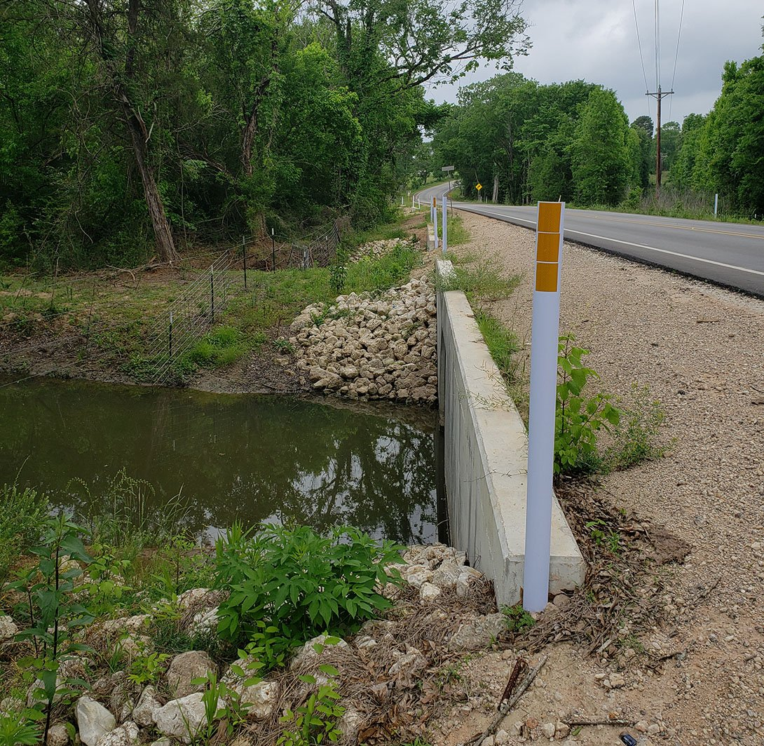Spring Branch Road Widening-Montgomery County, Texas