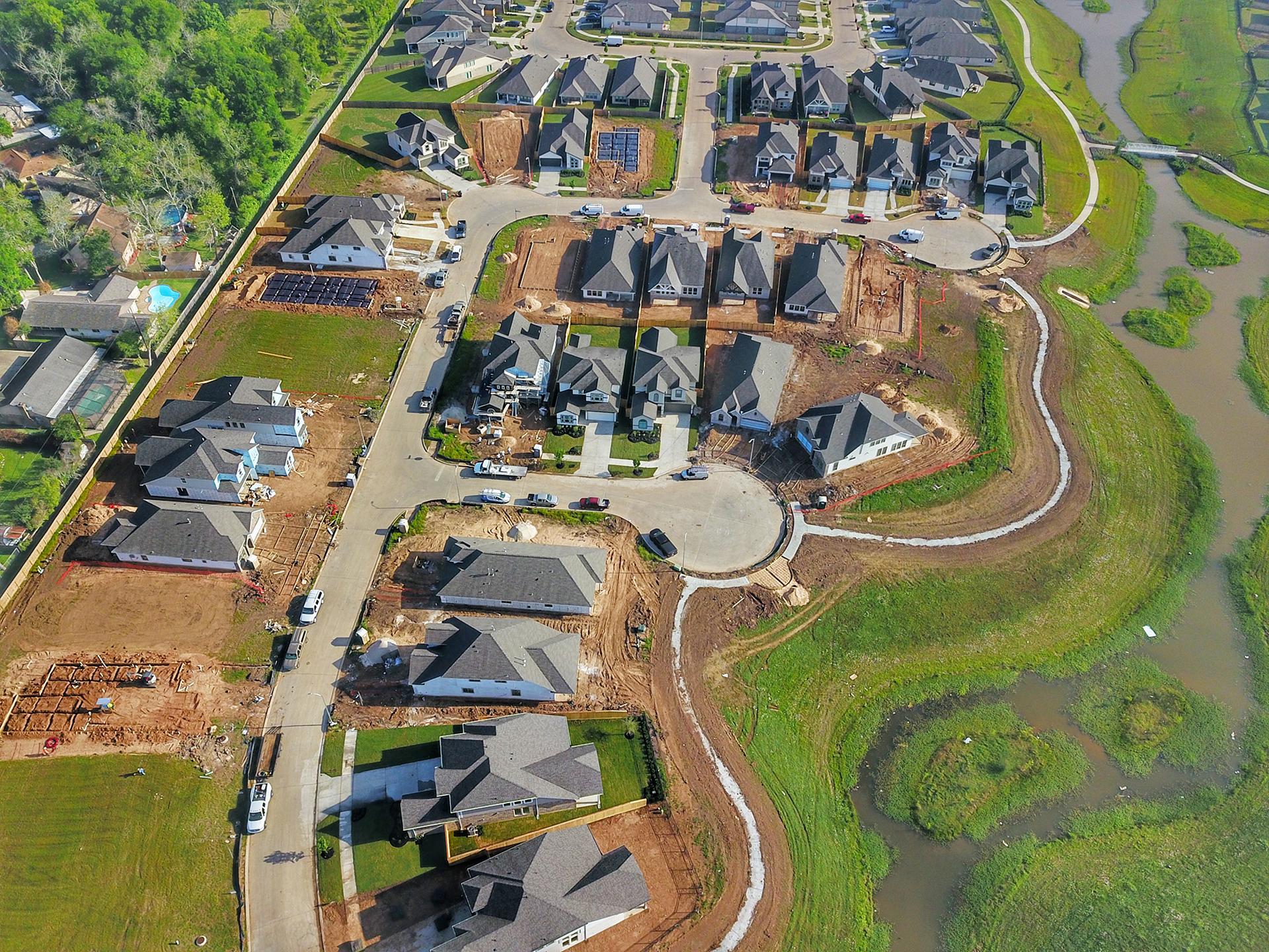Veranda - Costello Engineering Project for residential+development, drainage, surveying,